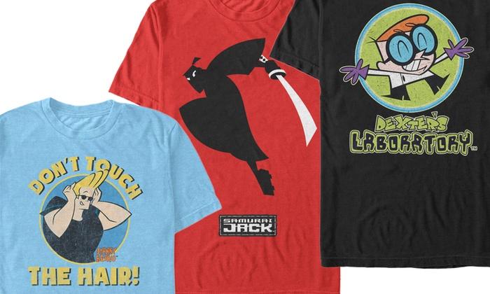 Cartoon Network Men's Tees