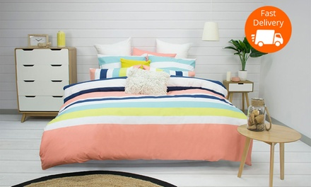 for an Apartmento Quilt Cover Set Don't Pay up to $119.95