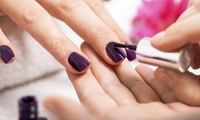 Manicure and Pedicure from R129 with Optional Facial for One at Quintessence De Beaute (Up to 66% Off)