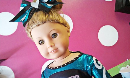 Doll Repairs at Annique's Nook (Up to 72% Off). Two Options Available.