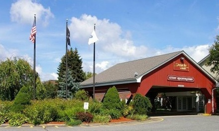 Stay with Optional Resort Credit at Sturbridge Host Hotel & Conference Center, MA. Dates into October.