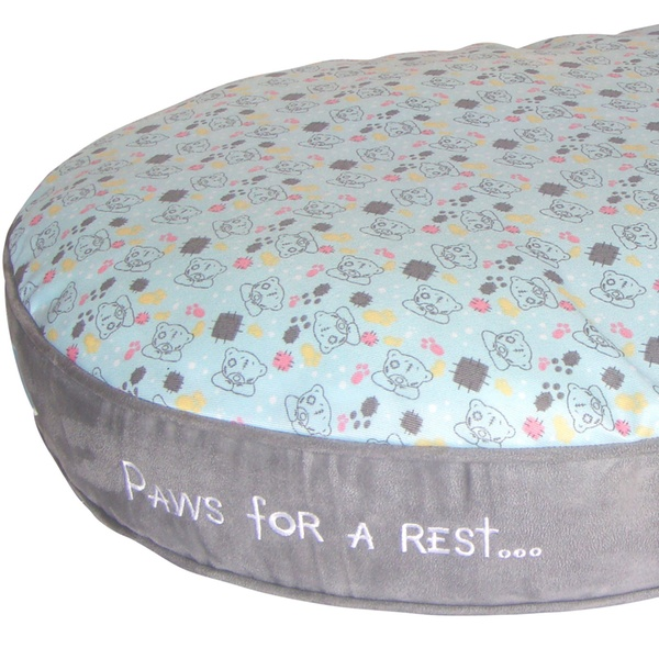 Soft Oval Pet Bed Groupon