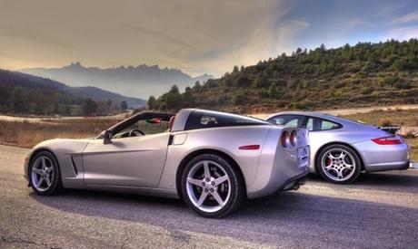 Bautismo o experiencia de conducciónen coches de alta gama a elegir entre 8 opciones desde 24,99 € en HccSportCars