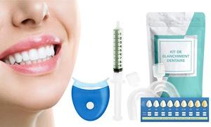 Kit de blanchiment dentaire multi parfum