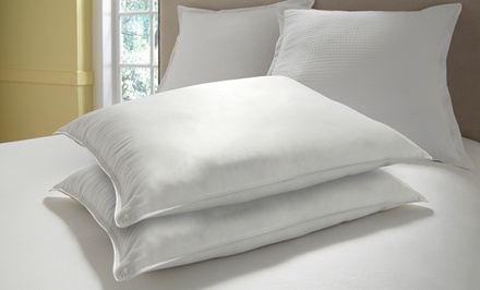 2-Pack of Standard or King Allergy Defender Pillows