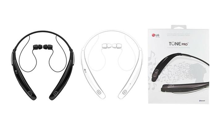 ea169618689 LG Tone Pro HBS-770 Wireless Bluetooth Headset