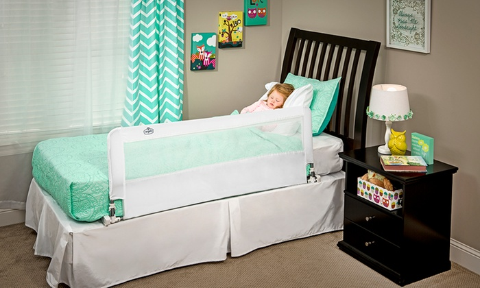 regalo hide away extralong safety bed rail regalo hide away extralong