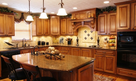$1,899 for Up to 40 Sq. Ft. of Quartz Countertops with Installation from Ultimate Stone ($4,400 Value)