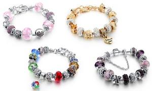 Bracelet de cristaux Swarovski®
