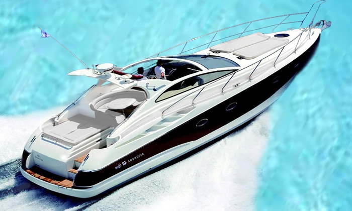 B-PRIVATE - Aventura: $799 for Luxury 40ft Yacht Rental with Jetski ($999 Value) — B-PRIVATE