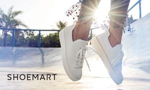 SHOEMART: AED 100 Toward Footwear and Handbag and Luggage at SHOEMART, 20 Locations (45% Off)