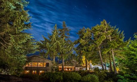 Stay at a 4-Star Salishan Coastal Lodge in Gleneden Beach, OR