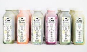 53% Off Juice Cleanse from Raw Generation