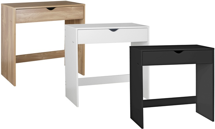 Small One-Drawer Dressing Table