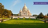 París: Estancia para dos con opción a desayuno en Hotel Paris Louis Blanc, cerca del Canal Saint-Martin
