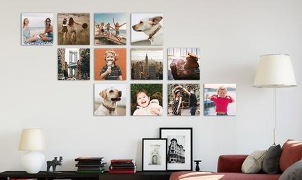Fotolienzo personalizable de 20 x 20 cm por 1 € con Photo Gift (gastos de envío no incluidos)
