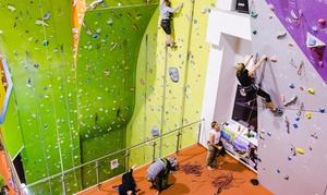 Centrum Wspinaczkowe Primaroca: Wstęp na ściany wspinaczkowe dla 2 os. za 27,99 zł i więcej w Centrum Wspinaczkowym Primaroca w Bielsku-Białej (do -39%)