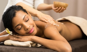 Salon Elite and Spa: Body Scrub and Wrap at Salon Elite and Spa (Up to 74% Off)