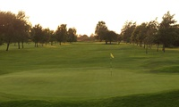 18 Holes of Golf for Two or Four Plus an Titleist Golf Sleeve per Pair at Aldwark Manor Golf & Spa Hotel