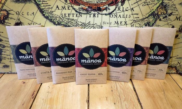Manoa Chocolate Factory