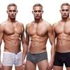 Envy Menswear Men's Microfiber Trunks or Boxer Briefs