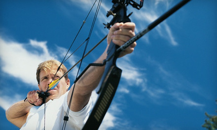 Pacific Archery Sales - Paradise: $75 Worth of Archery Lessons and Supplies