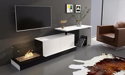 Bis zu 52 rabatt wohnzimmer kabinett mit kamin groupon for Groupon shopping arredamento