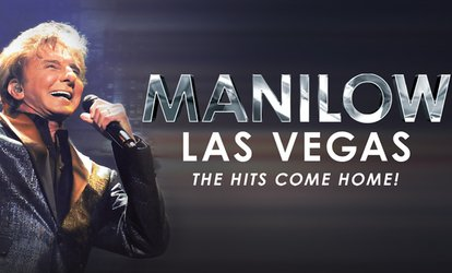 image for MANILOW: Las Vegas (Select Dates May 24–October 6)