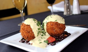 Twisted Cuisine: Gourmet American Food for Two or Four at Twisted Cuisine (Up to 50% Off)