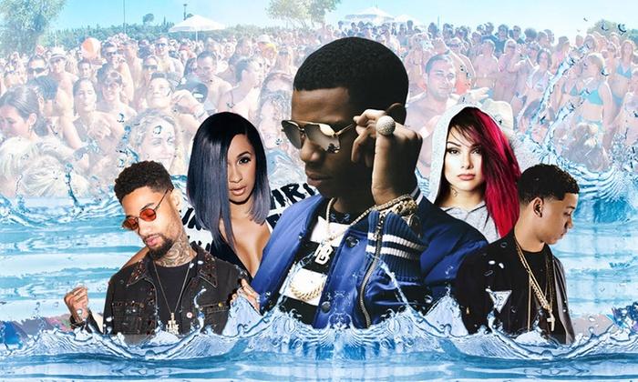 Wet n Wild Foam Party
