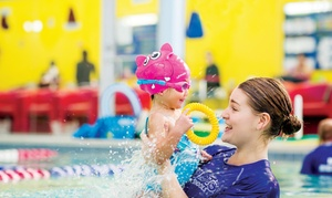 Aqua-Tots Swim Schools: $49 for Four Weeks of Swim Lessons at Aqua-Tots Swim Schools ($104 Value)