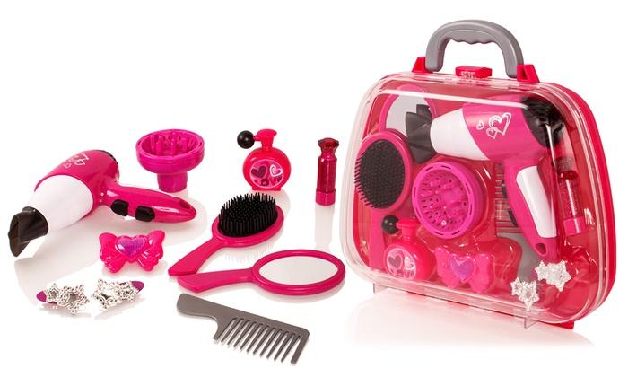 Style Girlz Style 'n Go Beauty Salon Case from £9.98