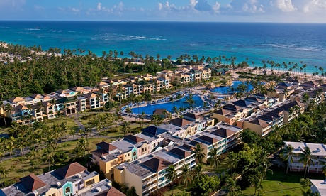 All-Inclusive Stay with Resort Credit at Ocean Blue & Sand in Punta Cana, Dominican Republic. Dates into December. (Getaways Beach Vacations) photo