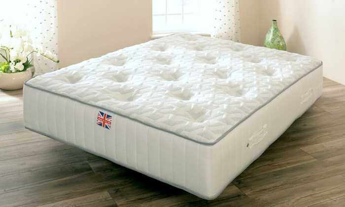 Tribeca Pocket Sprung Mattress