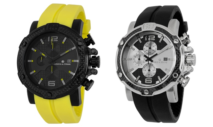 Herzog & Söhne Chronograph Watch from £84.98