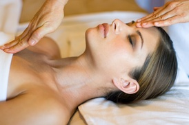 Angelic Reiki: One or Three 90-Minute Angelic Reiki Sessions at Angelic Reiki (Up to 61% Off)