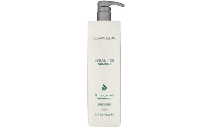 Lanza Healing Nourish Stimulating Shampoo (33 8 Fl  Oz )