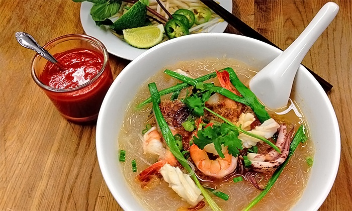 Falansai - Williamsburg: Vietnamese Lunch or Dinner for Two at Falansai (Up to 45% Off)
