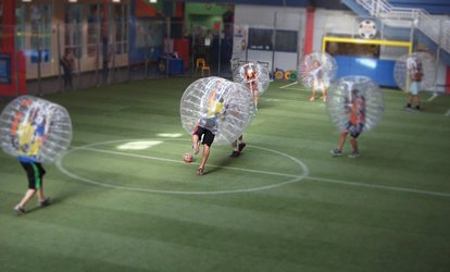 image for One or Two Hours of Bubble <strong>Soccer</strong> for Up to 20 People at Miami Bubbleball (Up to 74% Off)