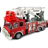 Super Rescue 24 Hour Remote-Control Fire Truck with Lights