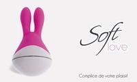 19,95 € pour un bon dachat de 50 € valable pour des sextoys, lingeries ou cosmétiques chez Soft Love