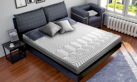 Topper materasso Sampur con 7 zone comfort disponibile in varie dimensioni