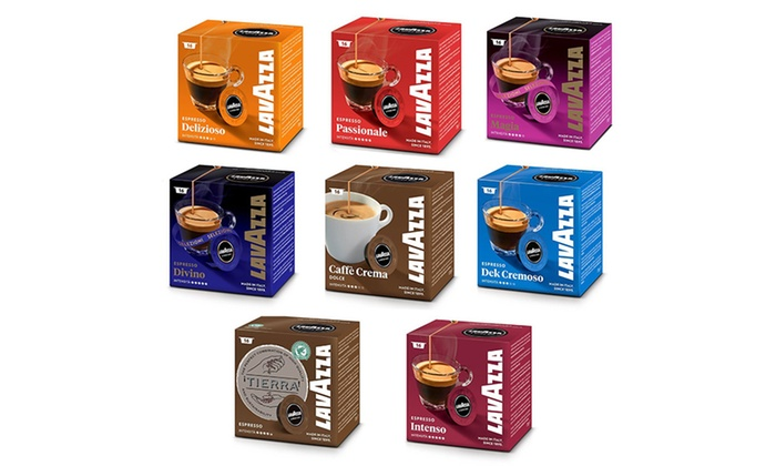 48 Lavazza Coffee Pods Groupon Goods