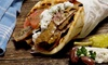 Damascu Bite - London: Shawarma or Wrap Meal with Drink for One, Two or Four at Damascu Bite (Up to 53% Off)