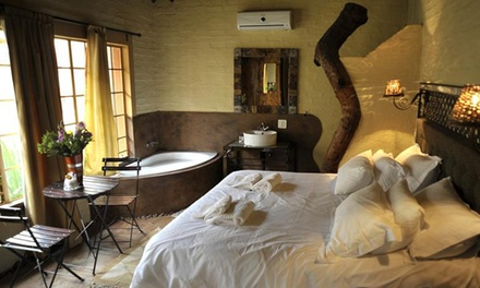 Benoni: One or TwoNight Stay for Up to Two Including Breakfast and Picnic Voucher at African Silhouette Guesthouse