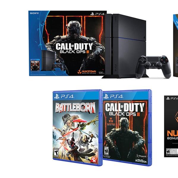 Playstation 4 Bundle Groupon Goods