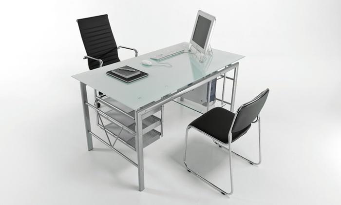 Scrivania Ufficio Misure : Fino a 71% su scrivanie da ufficio tomasucci groupon