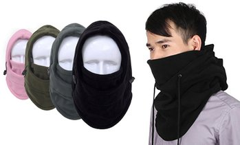 6-in-1 Thermal Winter Hat