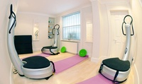 One-Month Access to a Vibration Plate or Two or Five Individual Sessions at Pzazz Hair and Beauty Boutique