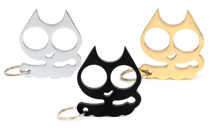 Stainless Steel Keychain Groupon Goods